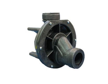 "WET END: 1.0HP 48 FRAME 1-1/2"" CENTER DISCHARGE-SELF DRAIN 91041010"